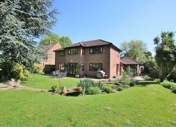 Thumbnail 5 bed detached house for sale in Rowlandson Close, Weston Favell, Northampton