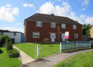 Thumbnail 3 bed semi-detached house for sale in Clarkes Leaze, Yatton Keynell, Chippenham