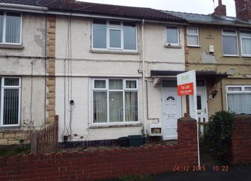 Thumbnail 2 bed terraced house to rent in Asquith Road, Bentley