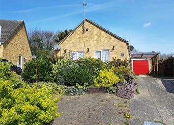 Thumbnail 2 bed detached bungalow for sale in Shepheard Close, North Walsham, Norfolk