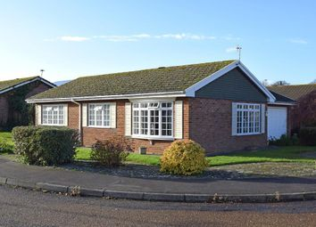 Thumbnail 3 bed detached bungalow for sale in Trelawny Way, Bembridge, Isle Of Wight