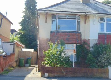 Thumbnail 4 bedroom semi-detached house to rent in Hartley Avenue, Southampton