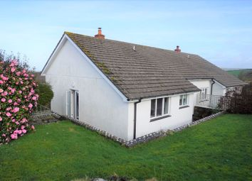 Thumbnail 2 bed semi-detached bungalow for sale in Eglos View, Boscastle