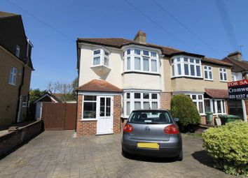 Thumbnail 3 bedroom semi-detached house for sale in Colborne Way, Worcester Park