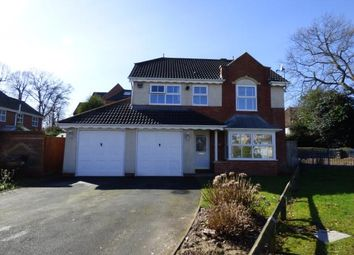 Thumbnail 4 bed detached house for sale in Oak Leaf Drive, Moseley, Birmingham, West Midlands