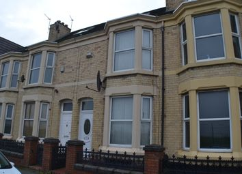 Thumbnail 5 bedroom terraced house to rent in Jubilee Drive, Kensington Fields, Liverpool