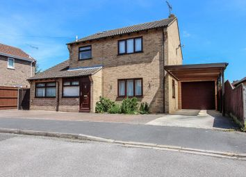 Thumbnail 4 bed detached house for sale in Fox Wood North, Soham