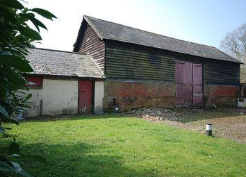 Thumbnail Barn conversion for sale in Stisted, Essex
