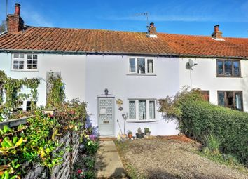 Thumbnail 2 bed terraced house for sale in Dun Cow Road, Aldeby