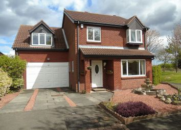 Thumbnail 5 bedroom detached house for sale in Turner Close, Ryton