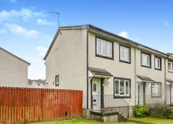 Thumbnail 3 bed end terrace house for sale in Culzean Crescent, Glasgow