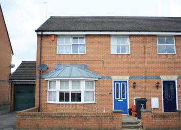 Thumbnail 4 bed semi-detached house to rent in Hayle Road, Swindon