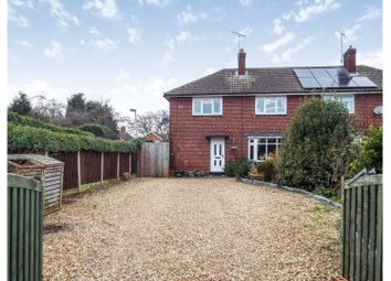 Thumbnail 4 bed semi-detached house for sale in Holt Grove, Calverton