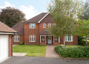 Thumbnail 5 bed detached house for sale in Llewellyn Park, Twyford, Berkshire