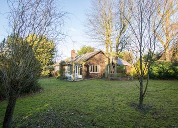 Thumbnail 3 bed detached bungalow for sale in Walden Road, Sewards End, Saffron Walden