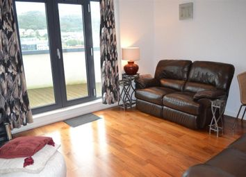 Thumbnail 2 bed flat to rent in Kings Road, Swansea