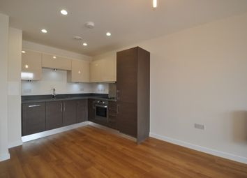 Thumbnail 1 bed flat to rent in The Boathouse, Ocean Drive, Gillingham