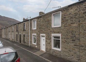 Thumbnail 3 bed terraced house for sale in Ponds Row, Cwmcarn, Cross Keys, Newport