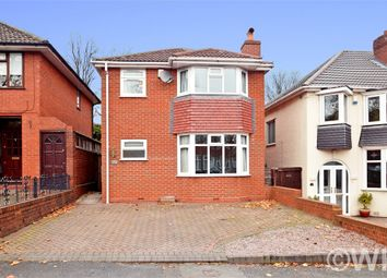 Thumbnail 4 bed detached house for sale in The Broadway, West Bromwich, West Midlands