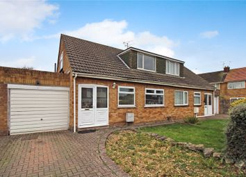 Thumbnail 3 bed semi-detached house for sale in Winchester Close, Swindon