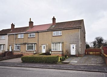 Thumbnail 3 bedroom end terrace house for sale in Hayhill, Ayr