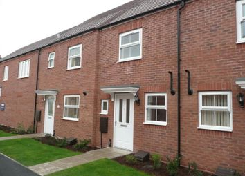 Thumbnail 2 bed terraced house for sale in Cestrum Walk, Evesham