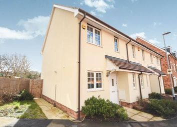 Thumbnail 2 bed end terrace house for sale in Basildon, Essex, .