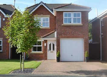 Thumbnail 3 bed detached house for sale in Poplar Drive, Coppull, Chorley