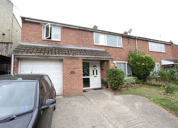 Thumbnail 5 bed semi-detached house for sale in Church End, Cambridge, Cambridgeshire