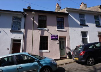 Thumbnail 3 bedroom terraced house for sale in Barewell Road, Torquay
