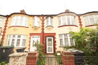 Thumbnail 4 bedroom end terrace house to rent in Philip Lane, London