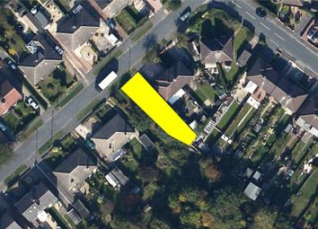 Thumbnail Land for sale in Ruskin Avenue, Wrenthorpe, Wakefield