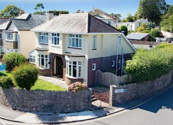 4 bed detached house for sale in Furzehill Road, Torquay TQ1