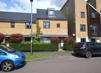 4 bed end terrace house for sale in Selkirk Drive, Oakridge Park, Milton Keynes MK14