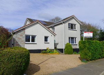 Thumbnail 5 bed detached house for sale in Buchan Drive, Perth