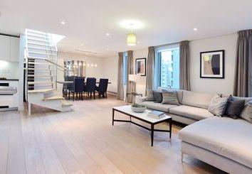 Thumbnail 4 bedroom flat to rent in Merchant Square East, Paddington