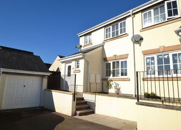 Thumbnail 3 bed end terrace house to rent in Boobery, Sampford Peverell, Tiverton