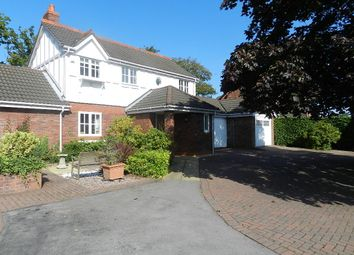 Thumbnail 4 bed detached house to rent in Lord Street, Croft, Warrington