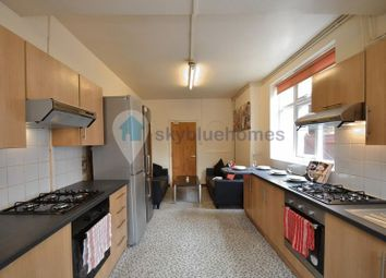 Thumbnail 7 bed terraced house to rent in Stretton Road, Leicester