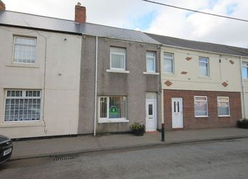 Thumbnail 3 bed terraced house for sale in Front Street, Newfield, Chester Le Street
