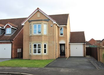 Thumbnail 4 bed detached house for sale in Heaton Road, Billingham