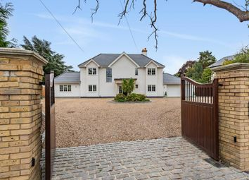 Chertsey, Surrey KT16. 5 bed detached house for sale