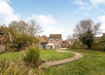 Thumbnail 3 bed detached house for sale in Angler Road, Salisbury