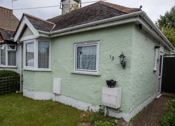 Thumbnail 2 bedroom semi-detached bungalow for sale in Greenhill Bridge Road, Herne Bay