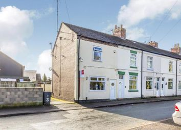 Thumbnail 2 bed end terrace house for sale in Water Street, Chesterton, Newcastle, Staffordshire