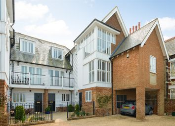 Thumbnail 2 bed flat for sale in Saltway Court, West Cliff, Whitstable