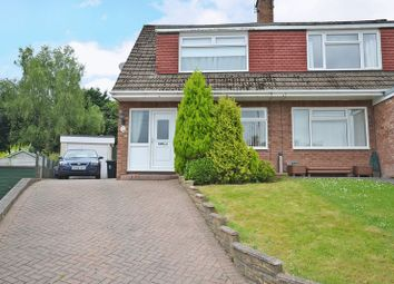 Thumbnail 3 bed semi-detached house for sale in Stunning Family House, Robertson Way, Newport