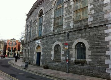Thumbnail Warehouse for sale in Southside Street, Barbican, Plymouth