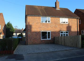 Thumbnail 3 bed semi-detached house for sale in Croft Drive, Bramham, Wetherby