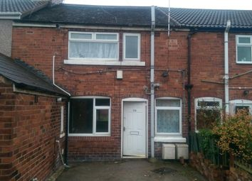 Thumbnail 1 bed flat to rent in Seymour Road, Maltby, Rotherham